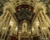 interior da igreja matriz de carrancas mg