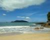 Praia deserta Ubatuba