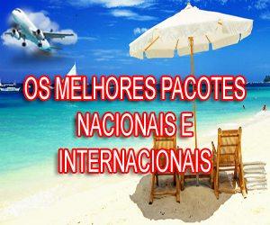 PACOTES NACIONAIS E INTERNACIONAIS